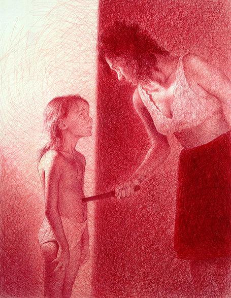 Gottfried Helnwein - Maldito Insolente | Socialart | Scoop.it