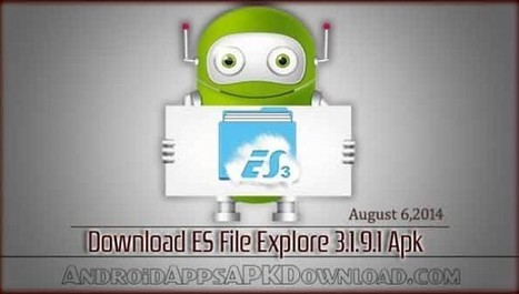 EXPLORER V1.6.2.5.APK ES TÉLÉCHARGER