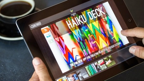 En la nube TIC: Presentaciones con Haiku Deck | LOS MEJORES HALLAZGOS DE DANIELA AYALA | Scoop.it
