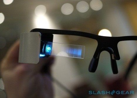From Cyborgs to Project Glass: the Augmented Reality Story - SlashGear | A Cultural History of Advertising | Scoop.it