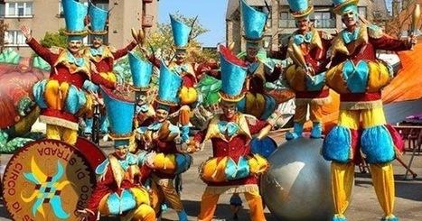 Italian Entertainment And More: Circo Di Strada. Een Venetiaans uitziende kleurrijke circusparade. | Italian Entertainment And More | Scoop.it