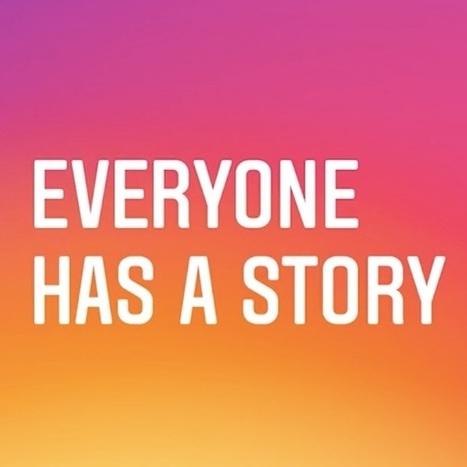 Instagram Stories: le statistiche ne faranno presto uno strumento di business | Social Media War | Scoop.it