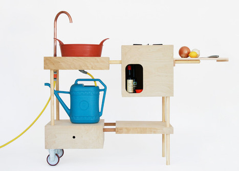 Outdoor Kitchen | Moove it !  On se bouge ! | Scoop.it