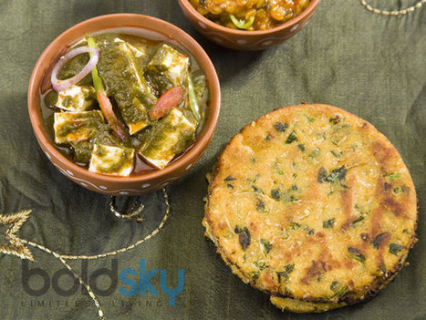 Besan Methi Ki Roti: Indian Bread   The Butter   Scoop.it