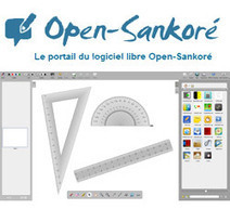 Open-Sankoré, le couteau suisse du tableau blanc numérique | TICE, Web 2.0, logiciels libres | Scoop.it