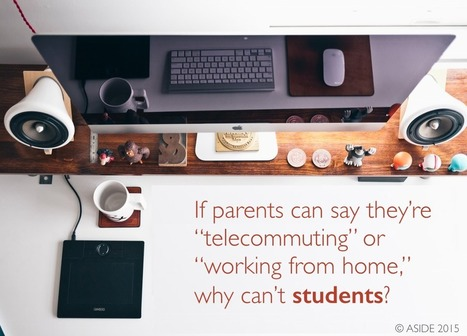 """If Parents Can Work From Home, Why Can't Students? A Snow Day Doesn't Have To Be A """"No"""" Day 