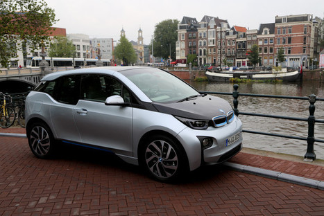 ConnectedDrive and BMW i3 coming to 2014 Consumer Electronics Show in Las Vegas   Sustainability and responsibility   Scoop.it