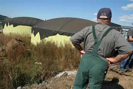 La méthanisation agricole à la pointe de l'énergie renouvelable - Le Progrès | Agr'energie | Scoop.it