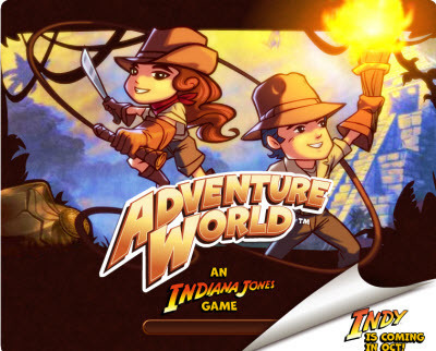 Zynga to add Indiana Jones to its Adventure World social game | Digital Lifestyle Technologies | Scoop.it