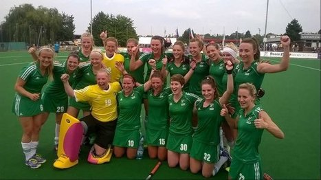 Ireland promoted to top European hockey division | Diverse Eireann- Sports culture and travel | Scoop.it