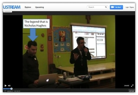 iPad Events - Part 2 - Teachmeet iPad - the Videos - Joe Dale and Bev Evans via @skinnyboyevans | Using iPads in Primary Schools | Scoop.it