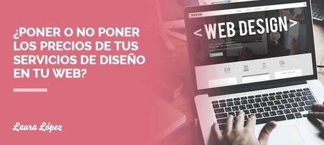 ¿Poner o no poner los precios de tus servicios de diseño en tu web? | El Mundo del Diseño Gráfico | Scoop.it