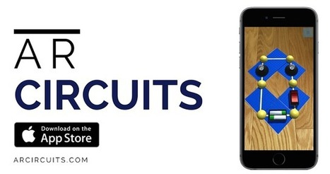 AR Circuits - Augmented Reality Electric Circuit Kit | REALIDAD AUMENTADA Y ENSEÑANZA 3.0 - AUGMENTED REALITY AND TEACHING 3.0 | Scoop.it
