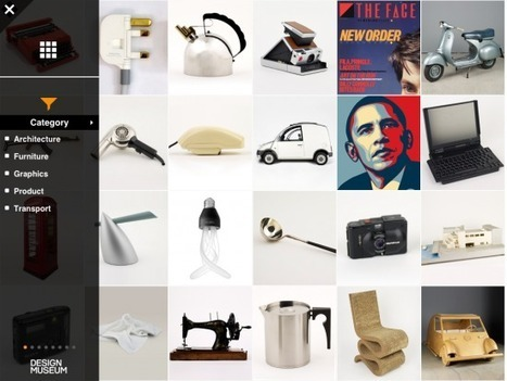 Explore the Design Museum On Your iPad | Multimedia on the iPad | Scoop.it