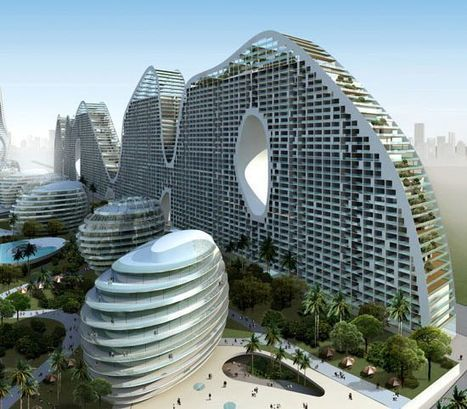 Best examples of nature inspired architecture | Future_Cities | Scoop.it