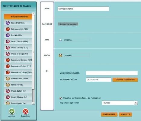 EnOcean et Zibase : Le test de domotics | Développement, domotique, électronique et geekerie | Scoop.it
