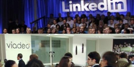Le français Viadeo peut-il résister à l'américain LinkedIn? | Marketing et management | Scoop.it