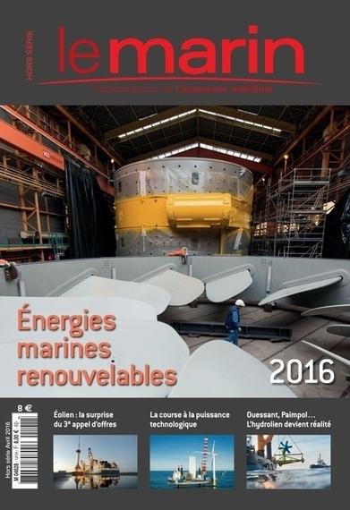 HS Énergies marines renouvelables 2016 | Eolien-Energies-marines | Scoop.it