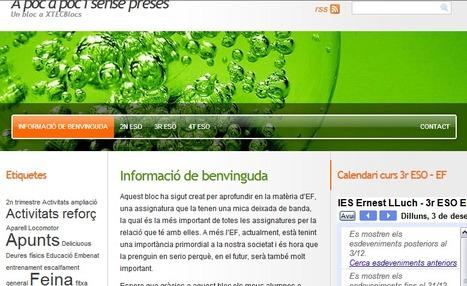 Mi nuevo Blog de EF - 3º ESO | Educación Física - Secundaria | Scoop.it