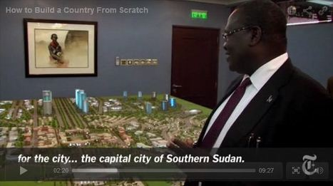 'How to Build a Country From Scratch' | GeographyfortheMasses | Scoop.it