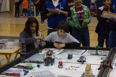 Santa Clarita Students Compete In Science, Technology LEGO Tournament | STEM Advocate | Scoop.it