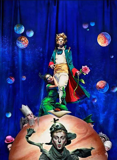 El Principito // The little Prince (by Ouka Lele, 2008)   Photography Now   Scoop.it