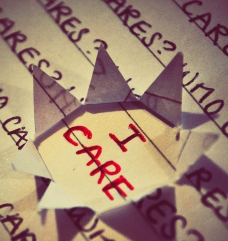 Shall I Dare Say I Care? | Leadership Resources for Students | Scoop.it