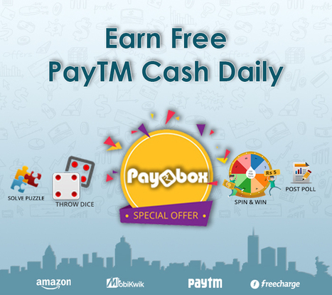 Why to Join Pay Box? –   Free Recharge Of