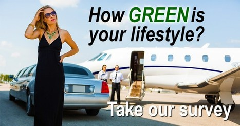 Green Living Survey   GrowthBusters   Growth Mania   Scoop.it