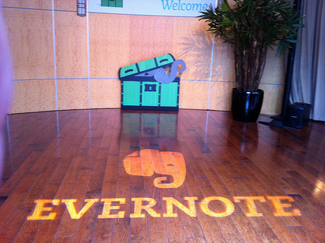 Evernote, the hugely popular online notebook, just raised $85M; plans IPO(updated) | Entrepreneurship, Innovation | Scoop.it