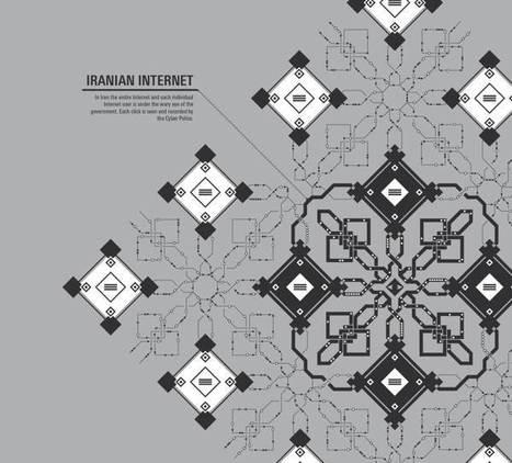 The Iranian Internet - An Infographic | Datavisualisatie | Scoop.it