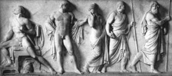 Aquiles y Patroclo. Mitología griega. Historia de la Homosexualidad. | Safo | Scoop.it