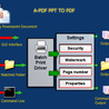 PowerPoint and PPT to Pdf Converter - A-PDF PPT to PDF