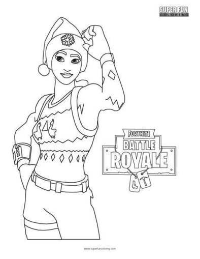 Coloring Pages Fortnite Season 8 - Coloring wall