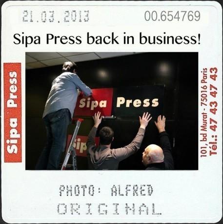 L'agence Sipa Press reprise par Rex Features et Isopix | Le Monde | Images fixes et animées - Clemi Montpellier | Scoop.it