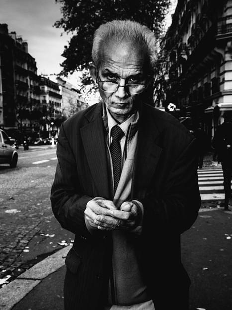 Pratiquez le Street Portrait comme Personne | Serge Bouvet, photographe | BLACK AND WHITE | Scoop.it