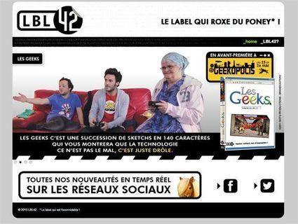 Un label pour la culture geek ? - Compagnon Parfait - Compagnon Parfait | SuperGeeky | Scoop.it