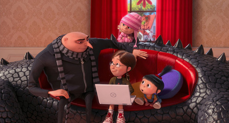 Despicable Me 2 - South Florida Movie Reviews by I Rate Films | Film reviews | Scoop.it