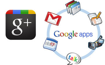 Google+ Comes to Google Apps - Mashable   The Google+ Project   Scoop.it