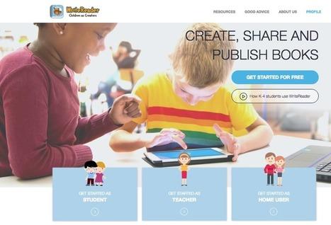 Tecducación | ¡Convierte a tus alumnos en autores con este página y aplicación! | The Future of Education  - Where do we go now? | Scoop.it
