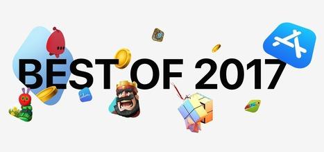 1d3be2125 ابل تعلن عن قائمة افضل تطبيقات الايفون والايباد 2017