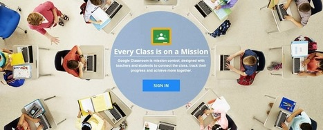 A Timeline of Google Classroom's March to Replace Learning Management Systems (EdSurge News) | educational technology | Scoop.it