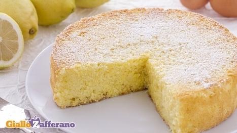 Ricetta Torta Al Limone Le Ricette Di Gialloz