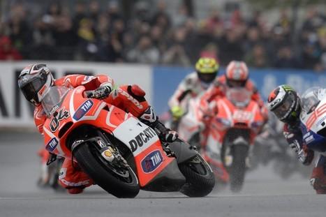 Respect. | Vicki's View Blog, Ducati.net | Desmopro News | Scoop.it