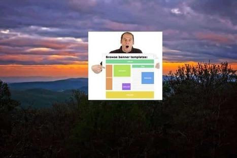 Crear y editar banners con Banner Maker de Fotor | #SocialMedia, #SEO, #Tecnología & más! | Scoop.it