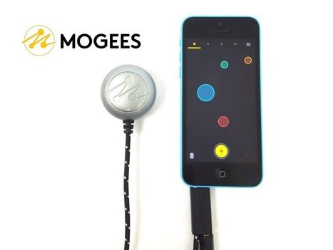 Mogees - Kickstarter | Focus Ircam | Scoop.it