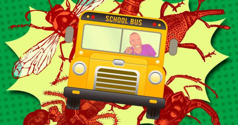 The Buggin' Out with ChefPV School Tour -- USA | Entomophagy: Edible Insects and the Future of Food | Scoop.it