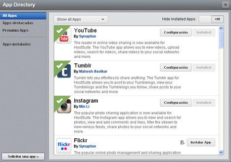 Configurando nuestro centro de mando de ... - Web y Social Media | Marketing online:Estrategias de marketing, Social Media, SEO... | Scoop.it