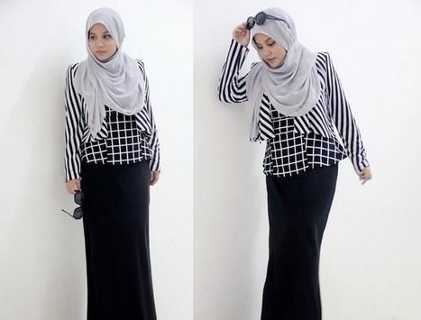 Model Baju Atasan Wanita Lengan Panjang Terbaru... 57d39b534b