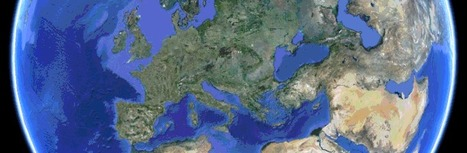 Redécouvre Google Earth : fonctions et astuces utiles | Time to Learn | Scoop.it